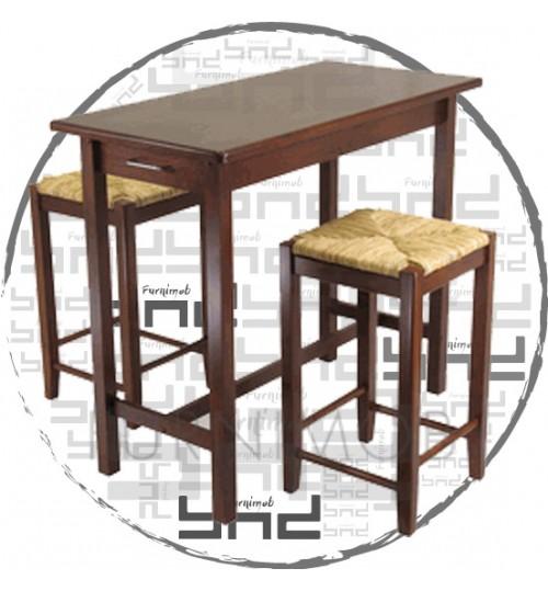 Bistro Masa Sandalye Takımı
