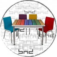 Cafe Masa Sandalye Modelleri