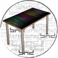 Dijital Baskılı Masa
